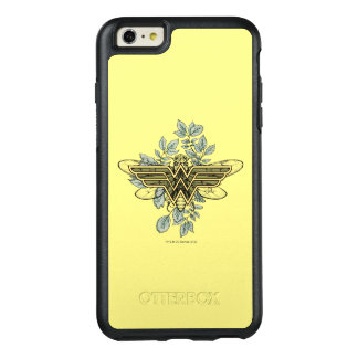 Wonder Woman Queen Bee Logo OtterBox iPhone 6/6s Plus Case