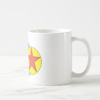 Wonder Woman Red Star Mug