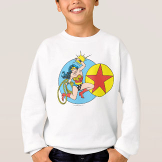 Wonder Woman Red Star Sweatshirt