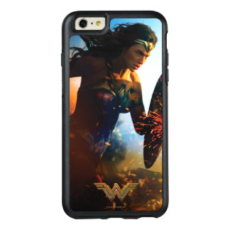 Wonder Woman Running on Battlefield OtterBox iPhone 6/6s Plus Case