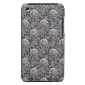 Wonder Woman Shield Pattern iPod Case-Mate Case