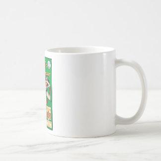 Wonder Woman Shrinking Formula Basic White Mug
