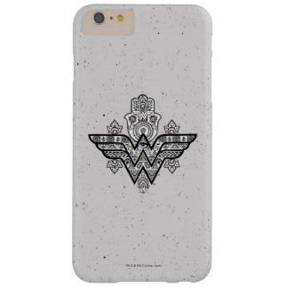 Wonder Woman Spiritual Paisley Hamsa Logo Barely There iPhone 6 Plus Case