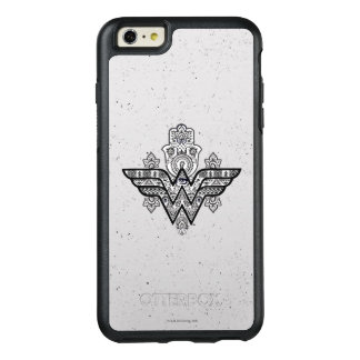 Wonder Woman Spiritual Paisley Hamsa Logo OtterBox iPhone 6/6s Plus Case