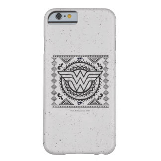 Wonder Woman Spiritual Tribal Design Barely There iPhone 6 Case