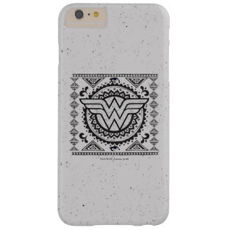 Wonder Woman Spiritual Tribal Design Barely There iPhone 6 Plus Case