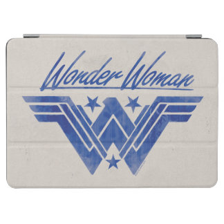 Wonder Woman Stacked Stars Symbol iPad Air Cover