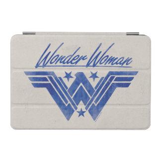 Wonder Woman Stacked Stars Symbol iPad Mini Cover