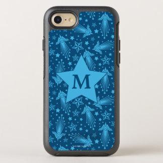 Wonder Woman Symbol Pattern | Monogram OtterBox Symmetry iPhone 8/7 Case