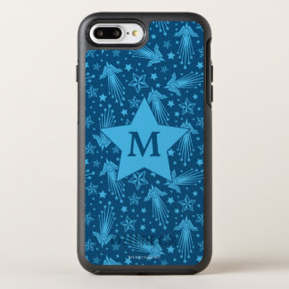 Wonder Woman Symbol Pattern | Monogram OtterBox Symmetry iPhone 8 Plus/7 Plus Case