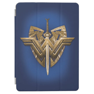 Wonder Woman Symbol With Sword of Justice iPad Air Cover