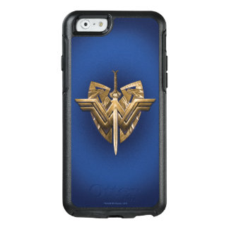 Wonder Woman Symbol With Sword of Justice OtterBox iPhone 6/6s Case