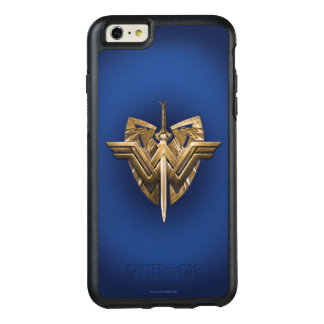 Wonder Woman Symbol With Sword of Justice OtterBox iPhone 6/6s Plus Case