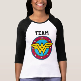 Wonder Woman | Team Wonder Woman T-Shirt