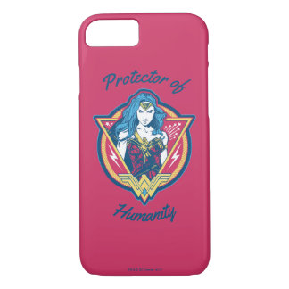 Wonder Woman Tri-Color Graphic Template iPhone 8/7 Case