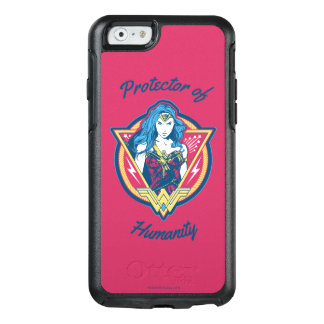 Wonder Woman Tri-Color Graphic Template OtterBox iPhone 6/6s Case