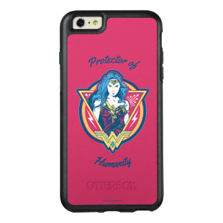 Wonder Woman Tri-Color Graphic Template OtterBox iPhone 6/6s Plus Case