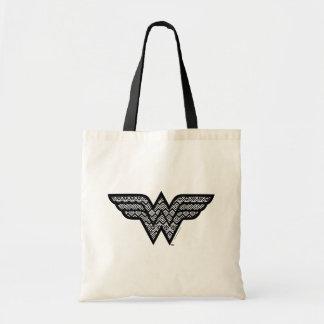 Wonder Woman Tribal Pattern