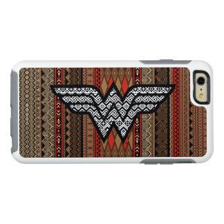 Wonder Woman Tribal Pattern OtterBox iPhone 6/6s Plus Case
