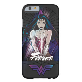 Wonder Woman Tribal Triangle Barely There iPhone 6 Case