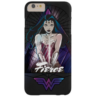 Wonder Woman Tribal Triangle Barely There iPhone 6 Plus Case