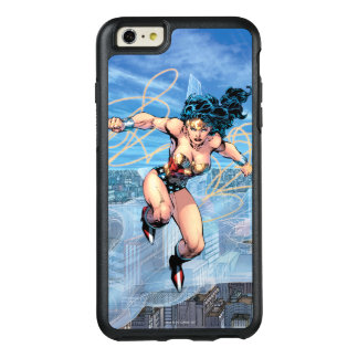Wonder Woman Trinity Comic Cover #16 OtterBox iPhone 6/6s Plus Case