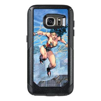 Wonder Woman Trinity Comic Cover #16 OtterBox Samsung Galaxy S7 Case