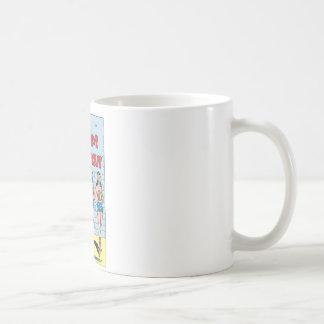 Wonder Woman Triple Identity Classic White Coffee Mug
