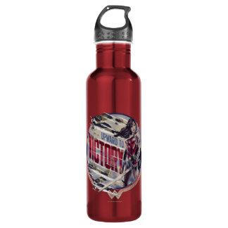 Wonder Woman Upward To Victory 710 Ml Water Bottle