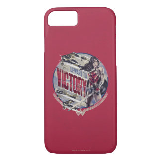 Wonder Woman Upward To Victory iPhone 7 Case