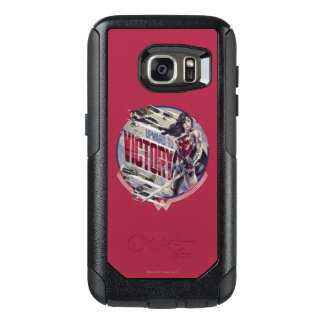 Wonder Woman Upward To Victory OtterBox Samsung Galaxy S7 Case