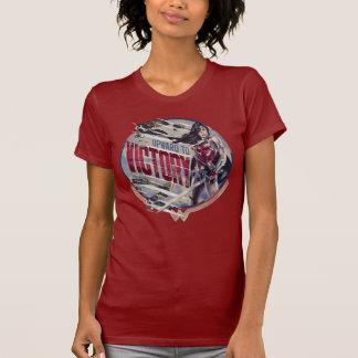 Wonder Woman Upward To Victory T-Shirt