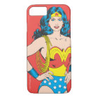 Wonder Woman | Vintage Pose with Lasso Case-Mate iPhone Case
