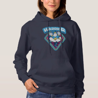 Wonder Woman Warrior Graphic Hoodie
