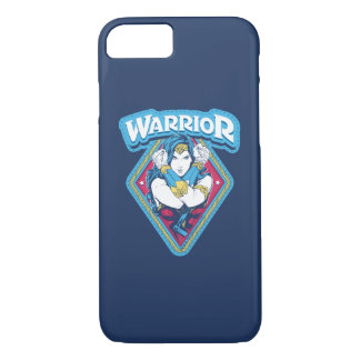 Wonder Woman Warrior Graphic iPhone 8/7 Case