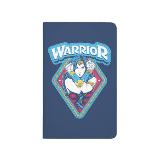 Wonder Woman Warrior Graphic Journal