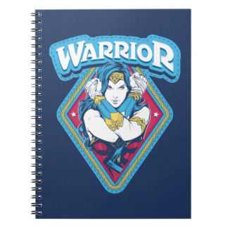 Wonder Woman Warrior Graphic Notebook