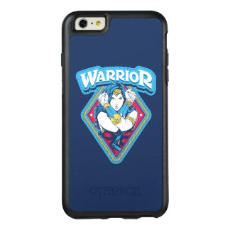 Wonder Woman Warrior Graphic OtterBox iPhone 6/6s Plus Case