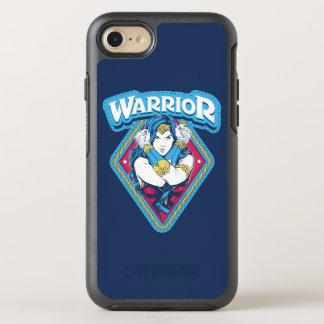 Wonder Woman Warrior Graphic OtterBox Symmetry iPhone 8/7 Case