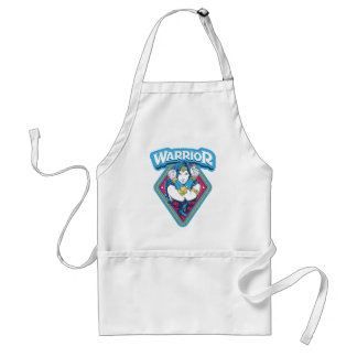 Wonder Woman Warrior Graphic Standard Apron