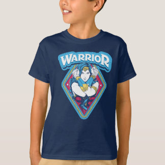 Wonder Woman Warrior Graphic T-Shirt