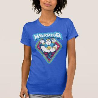 Wonder Woman Warrior Graphic T-Shirt