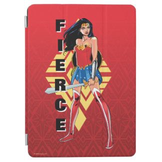 Wonder Woman With Sword - Fierce iPad Air Cover