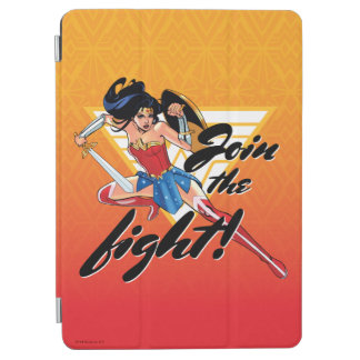 Wonder Woman With Sword - Join The Fight iPad Air Cover