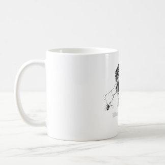 """Wonder World"" - Lady with Binoculars Coffee Mug"