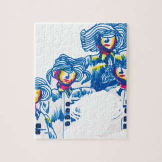 wondercrowd-tentacles jigsaw puzzle