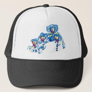wondercrowd-tentacles trucker hat