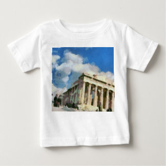 Wonderful Acropolis in Athens Baby T-Shirt