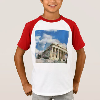 Wonderful Acropolis in Athens T-Shirt
