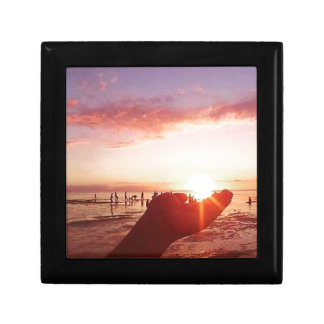 Wonderful and Incredible Sunset in the Philippines Gift Box